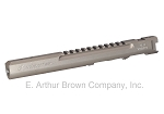 Volquartsen LLV Competition Pistol Upper, Silver, 6 inches, No Threads [VC2LLV-S-6-NT]