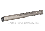 Volquartsen LLV Competition Pistol Upper, Silver, 6 inches [VC2LLV-S-6]