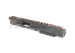 Volquartsen LLV-4 Competition Upper, 4.5 inch Black for Ruger MK IV -FFL Required
