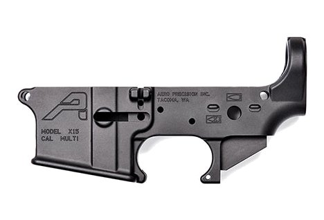 Aero Precision Gen 2 Stripped AR15 Lower-FFL Required