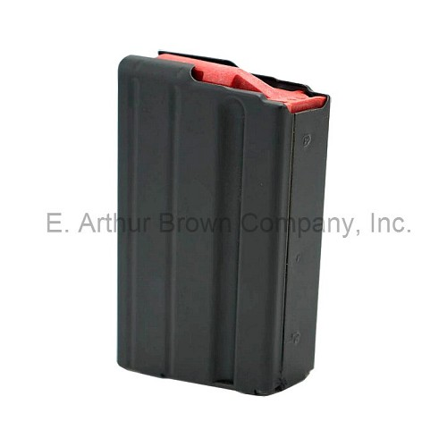 6mm ARC Magazine 5 Rounds Stainless Black by ASC