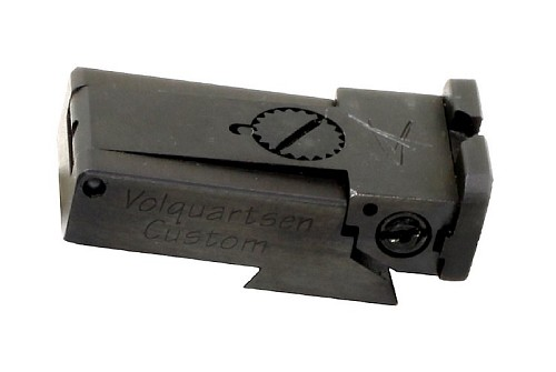 Volquartsen TL Rear Sight for Ruger MkII/III/IV Pistols and LLV Uppers