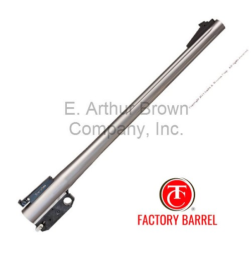 Thompson Center Encore Pro Hunter Stainless Fluted Pistol Barrel 15'' 243 Winchester 1:10