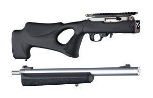Hogue 10-22 Takedown Thumbhole Tactical Stock .920 Black