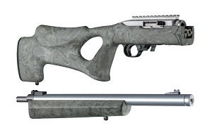 Hogue 10-22 Takedown Thumbhole Tactical Stock .920 Ghillie Green