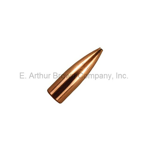 Berger Match Target Bullets 243 Caliber 6mm 68 grain Flat Base (100)