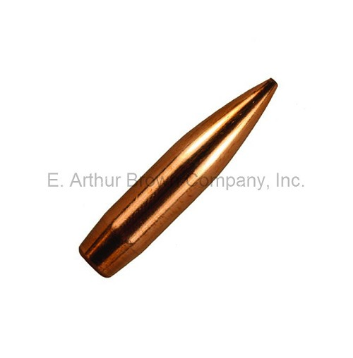 Berger Hunting Bullets 284 Caliber 7mm 168 grain Classic Hunter Boat Tail (100)