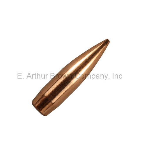 Berger Hunting Bullets 308 Caliber 7.62mm 168 grain Classic Hunter Boat Tail (100)
