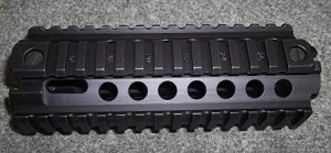 "AR15/M16 7"" or 9"" Railed Handguard/Forend w/QD Mount Capabilities"
