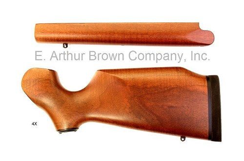 Special Encore Walnut Heavy Forend w/ Std Buttstock- Set in Walnut 4X-Grade Wood