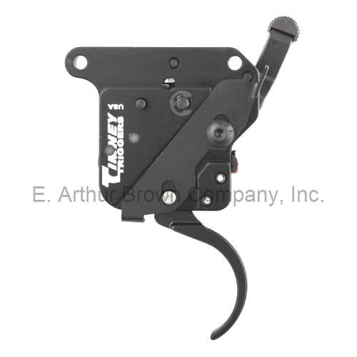 Timney 510 Remington 700 Trigger Right Hand with Safety Black