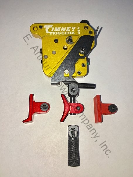 Timney Remington 700 Calvin Elite Custom Trigger System