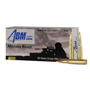 ABM Berger Ammunition-High Quality, Low Price!  Closeout Sale!