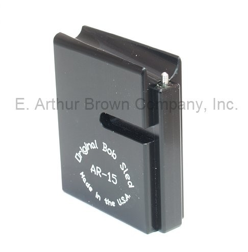 Original Bob Sled Ar 15 Match Single Shot Conversion Magazine 043 Ar15m