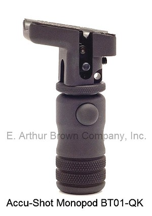 Accu-Shot Monopods (Swivel Stud Mounted)