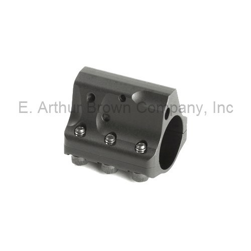 JP Low Profile Click Adjustable AR Gas Block System .750 Bore