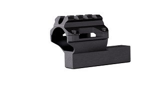 Magpul X-22 Backpacker Optic Mount-Black
