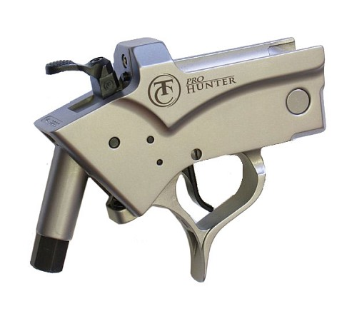T/C Encore Pro Hunter Stainless Rifle Frame - Bare or with Stocks