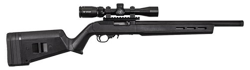 Magpul Ruger 10/22 Hunter X-22 Stock - Black
