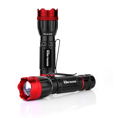 iProtec Blood Tracker Flashlight - Special Sale!