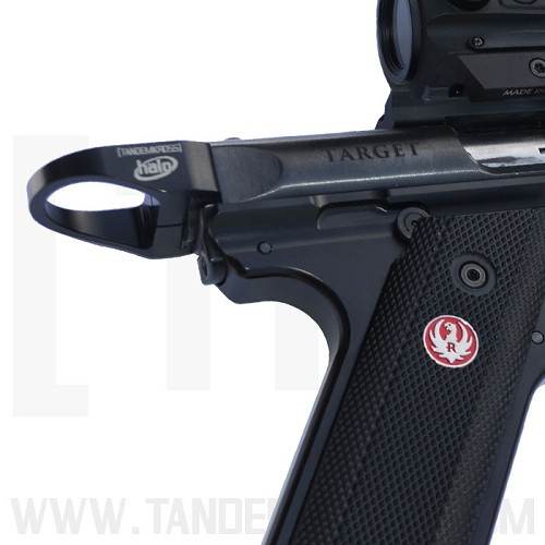 Halo Charging Ring for Ruger Mk III, Mk IV