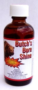 Butch's Bore Shine Gun Cleaning Solvent ORMD
