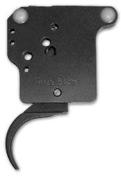 Rifle Basix Trigger LV-1 for Remington Rifle SILVER