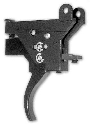 Rifle Basix Trigger SAV-2 for Savage Rifles- Black