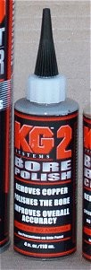 KG-2 Bore Polish 4 oz.