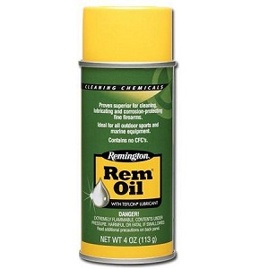 Rem Oil Teflon Lubricant - 4 oz Aerosol Spray Can ORMD