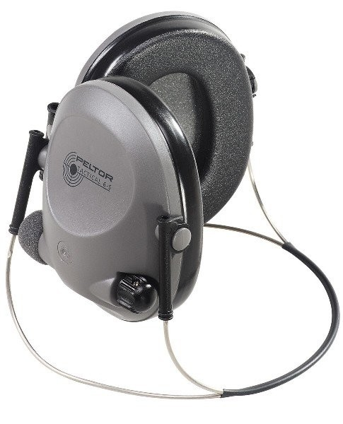 Peltor Tactical 6S Behind-the-Head Hearing Protectors
