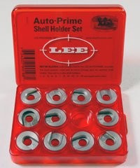 Lee Auto-Prime Shell Holder Set