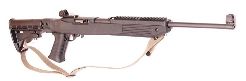 Closeout Sale Price! Tapco Intrafuse 10/22 Stock - Fits Ruger 10/22 Factory Barrel