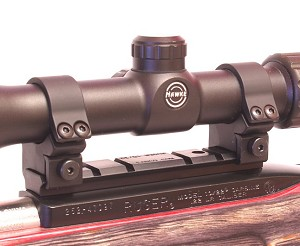 Ruger 10/22 Scope Mount Keylock 2-Ring Weaver Style