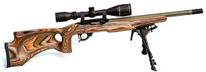 Ruger 10/22 Yukon Silhouette Stock by Revolution
