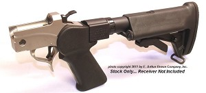Choate M4/AR15 Stock for Encore and Pro Hunter