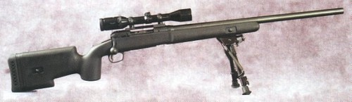 Choate Remington 700 ADL Tactical Stock