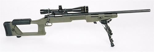 Choate Ultimate Sniper Savage Stock