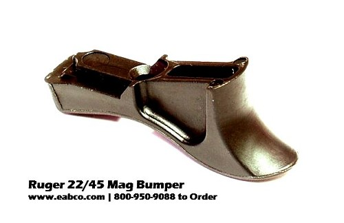 22/45 Magazine Bumper Base Pad for the Ruger 22/45 Pistol